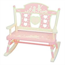 Rock A Buddies Rock-A-My-Baby Kid's Rocking Chair