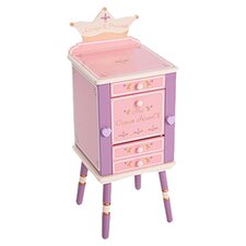 Princess Jewelry Cabinet