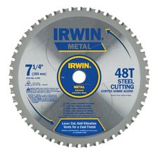 "Irwin - Metal Cutting Circular Saw Blades 7 1/4""  48T Mc - Ferroussteel: 585-4935555 - 7 1/4""  48t mc - ferroussteel"