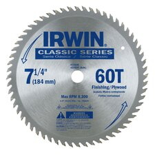 Finishing & Plywood Circular Saw Blade  15530