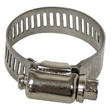 "<strong>PlumbCraftWaxman</strong> 1/2"" Stainless Steel Hose Clamp 0167100"