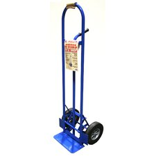 High Stacker Hand Truck With Kick Load Ejector 7000-10SR