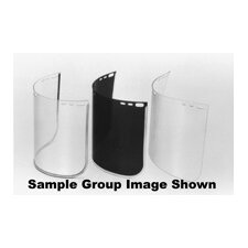 8040 Clear Acetate Faceshield/Visor (Bulk Packaging)