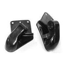 85-1 Replacement Mounting Blocks For Jackson® Welding Helmets (Packaged In Pairs)