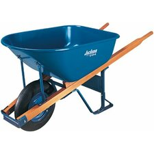 Jackson® Contractors Wheelbarrows - 6cu. ft. contractor wheelbarrow