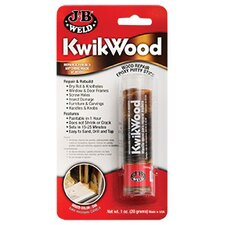 Kwikwood Epoxy Putty