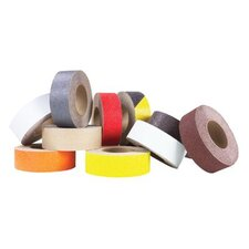 Safety Track® 3300 Commercial Grade Tapes & Treads - anti-skid treads polyester sfty red 1 in.x60'