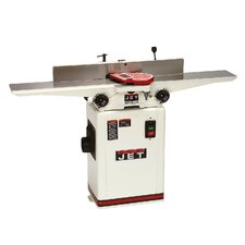 "6"" Deluxe Jointer with QS Knives"