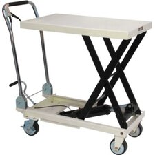 Folding Handle Lift Table