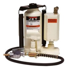 12 Ton Air and Hydraulic Bottle Jack with CS