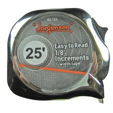 "Easy to Read Tape Measures - 1""x25' e-z read tape measure"
