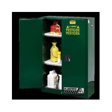 "23.25"" W x 18"" D Compac Sure-Grip® EX Safety Cabinet"