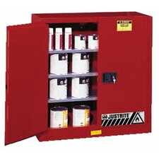 "65"" H x 43"" W x 18"" D Safety Cabinet"