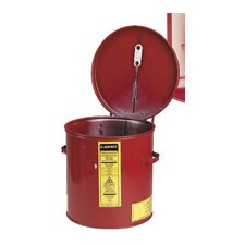 Gallon Red And Yellow Steel Dip Tank
