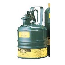 Gallon Green Steel Type I Safety Can For Oil