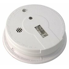 Kidde - Interconnectable Smoke Alarms Smoke Alarm Ionization Digital Readout: 408-21006379 - smoke alarm ionization digital readout