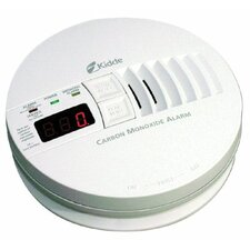 Kidde - Carbon Monoxide Alarms Carbon Monoxide Alarm Digital Display: 408-21006407 - carbon monoxide alarm digital display