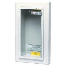 Kidde - Extinguisher Cabinets 5Lb Semi-Recessed Cabinet: 408-468044 - 5lb semi-recessed cabinet