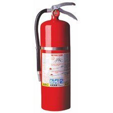 <strong>Kidde</strong> Kidde - Proplus Multi-Purpose Dry Chemical Fire Extinguishers - Abc Type 10Lb Abc Fire Ext.: 408-468002 - 10lb abc fire ext.