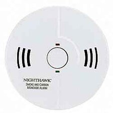 <strong>Kidde</strong> Carbon Monoxide and Smoke Alarm