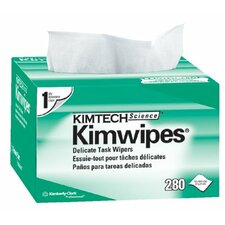 Kimtech Science® Kimwipes® Delicate Task Wipers - kimwipes ex-l wipes wht30boxes/ca