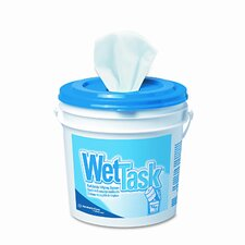 KIMTECH Prep Wipes for WetTASK System, 12 x 12-1/4, 90/pack