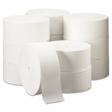 <strong>Kimberly-Clark</strong> Professional* Scott Coreless Jrt Jr. Rolls, 1-Ply, 2300 Ft, 12 Rolls/Carton