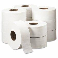 SCOTT JRT Jr. Jumbo 2-Ply Toilet Paper - 12 Rolls per Carton
