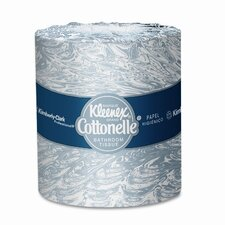 Cottonelle 2-Ply Toilet Paper - 505 Sheets per Roll / 60 Rolls per Carton