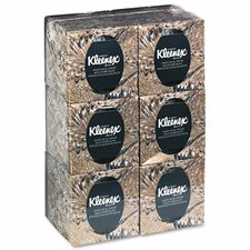 Professional Kleenex Facial 2-Ply Tissue - 95 Tissues per Box / 6 Boxes per Carton