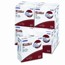 Professional* Wypall X70 Wipers, 100/Box, 10/Carton