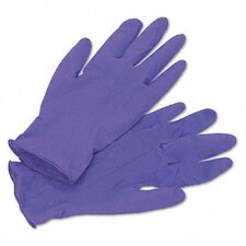 Professional* Purple Nitrile Exam Gloves, Medium, 100/Box