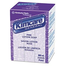 KimCare Lotion Soap Herbal Liquid - 800 ml / 12 per Package