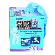 Shop Towels In A Box 200Ct