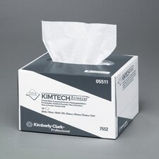 Kimtech Science Precision 1-Ply Wipes - 280 Wipes per Box