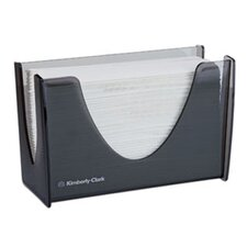 <strong>Kimberly-Clark</strong> In-Sight Counter Top Folded Towel Dispenser in Smoke