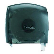 In-Sight JRT Jr. Jumbo Tissues Dispenser in Smoke / Gray