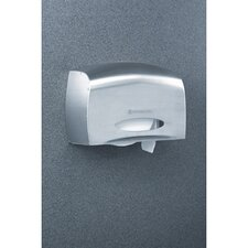 <strong>Kimberly-Clark</strong> Coreless JRT Bath Tissues Dispenser E-Z Load with Stainless Steel