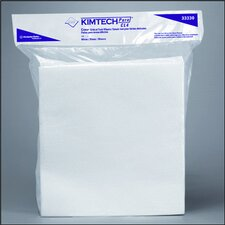 Kimtech Pure W4 Dry Wipers Flat in White