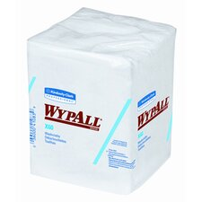 Wypall X60 Hygienic Washcloths (70 per Pack)