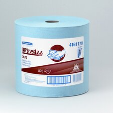 Wypall X70 Jumbo Wipers - 870 Sheets per Roll