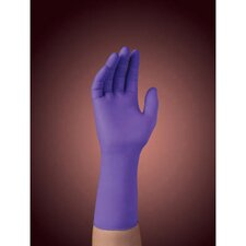 Nitrile Xtra Exam Large Gloves in Purple