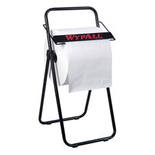 Wypall Jumbo Roll Dispenser in Black