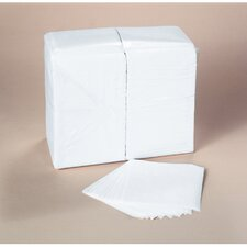 Scott 1/4-Fold Luncheon Napkins in White