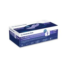 Nitrile Exam Large Gloves in Purple