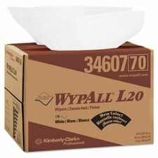 Professional WypAll L20 Wipes (Pack of 176)