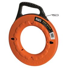 Klein Tools - Depthfinder High Strength Steel Fish Tapes 240 Ft Steel Fish Tape: 409-56004 - 240 ft steel fish tape
