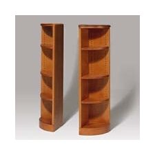 "200 Signature Series Quarter Round 48"" Bookcase"