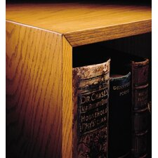 "<strong>Hale Bookcases</strong> 1100 NY Series Outside Quarter Round 84"" Bookcase"