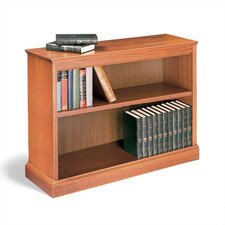 "200 Signature Series 30"" H Two Shelf Deep Storage Bookcase"